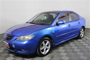 2005 Mazda 3 Neo BK Auto Sedan (WOVR)