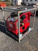 Unused Heated Water Blasters / Pressure Washers