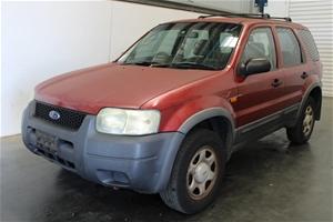 2004 Ford Escape XLS ZB Automatic Wagon