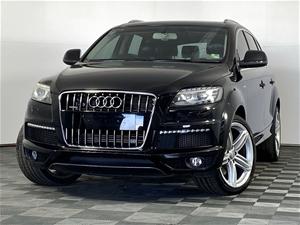 Audi Q7 Automatic 7 Seats SUV