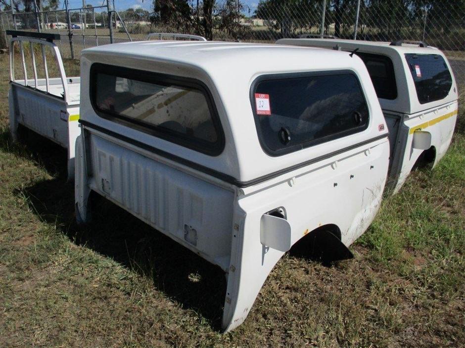 Qty 1 x Toyota Tub & Canopy
