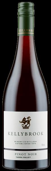 Kellybrook Yarra Pinot Noir 2019 (12x 750mL). Yarra Valley