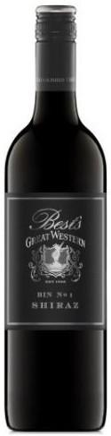 Best's Great Western Bin 1 Shiraz 2018 (12 x 750mL) VIC