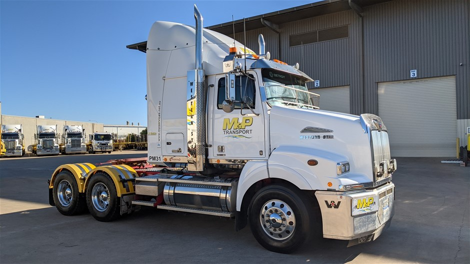 2018 Western Star 5864SS Constellation 6 x 4 Prime Mover Truck