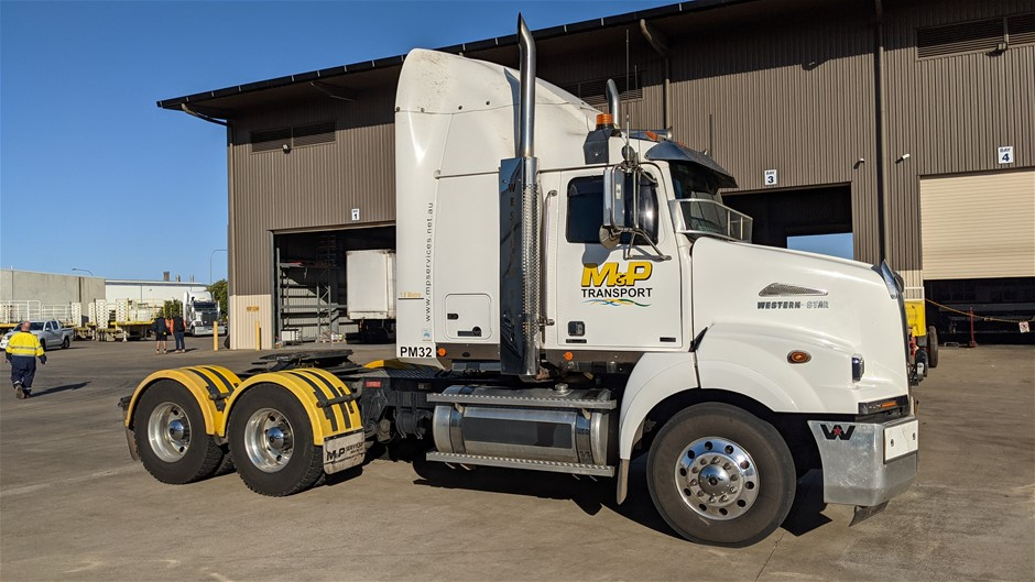 2018 Western Star 5864SS 6 x 4 Prime Mover Truck