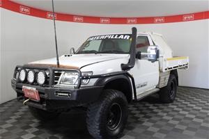 Nissan Patrol DX (4x4) GU Turbo Diesel M