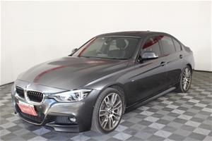 2015 BMW 3 Series 318i F30 LCI Automatic