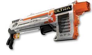 Nerf Ultra Three Pump Action Blaster