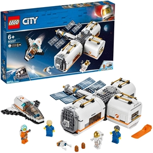LEGO City Lunar Space Station 60227 Buil