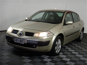 2008 Renault Megane Expression Automatic