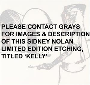 SIDNEY NOLAN (b.1917-1992) ORIGINAL Ltd