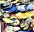 PALLA JEROFF (b.1957) ORIGINAL Oil Painting by Palla JEROFF 'Floral'