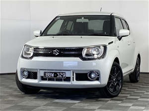 2019 Suzuki Ignis GLX MF CVT Hatchback