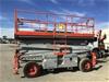 2011 Skyjack SJ9250 All-Terrain Diesel Scissor Lift