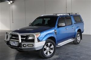 2009 Ford Ranger Wildtrak 4x4 PK Turbo D
