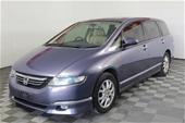 Unreserved 2004 Honda Odyssey Automatic 7 Seats Suv