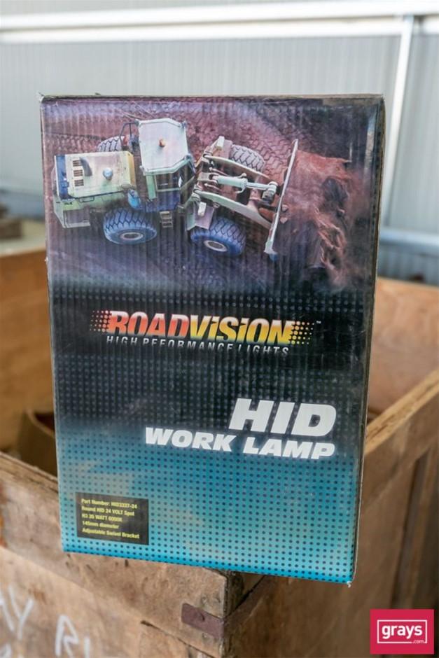 Road Vision HID3337-24 HID Work Light