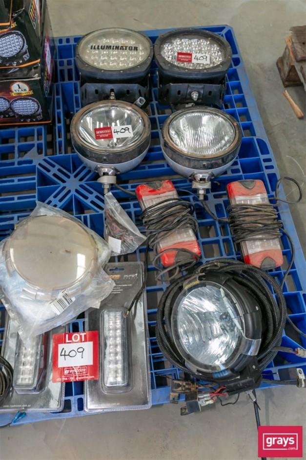 Assorted Auto Lights