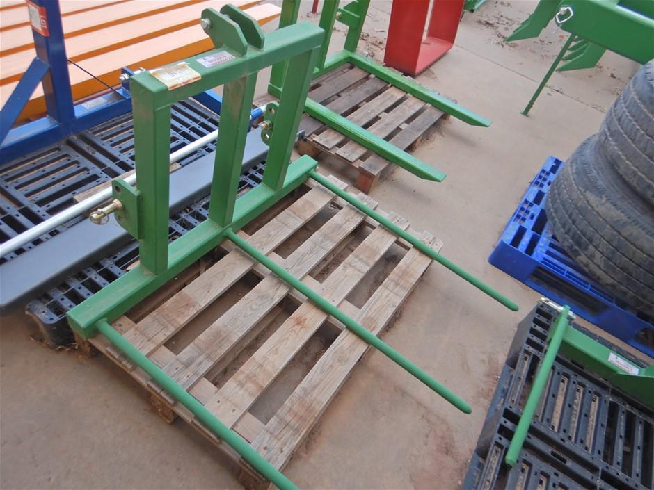 JCK Engineering Hay Bale Fork
