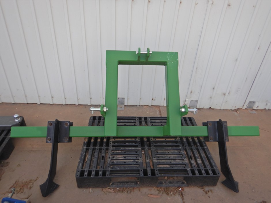 JCK Engineering Adjustable Tractor Ripper Attachments (Renmark, SA)