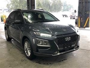 2018 Hyundai KONA Elite Automatic Wagon
