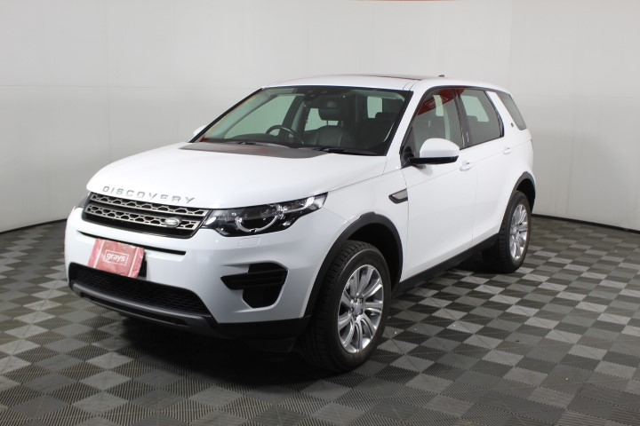 2017 Land Rover DISCOVERY SPORT TD4 150SE Turbo Diesel auto Wagon