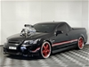 2007 Holden Commodore SS-V VE 6.0L Super Charged E85 Automatic Ute