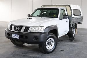 2010 Nissan Patrol DX (4x4) GU Turbo Die