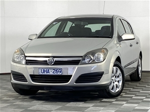 2006 Holden Astra CD Equipe AH Automatic