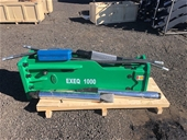 Unreserved Excavator Post Drivers, Breakers & Stick Rakes