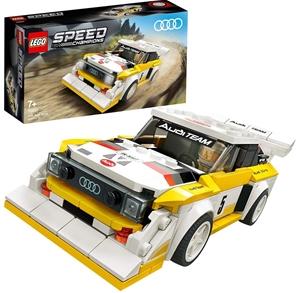 LEGO Speed Champions 1985 Audi Sport Qua