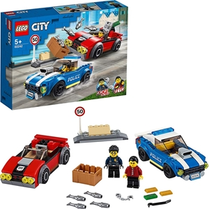 LEGO City Police Highway Arrest 60242 Po