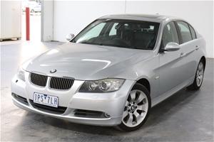 2008 BMW 3 25i E90 Automatic Sedan