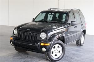 2002 Jeep Cherokee Limited (4x4) KJ Auto