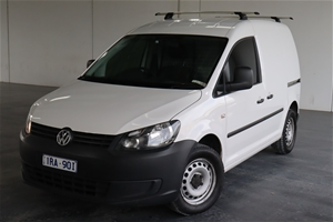 2014 Volkswagen Caddy TSI160 Manual Van