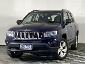2012 Jeep Compass Sport CVT Wagon