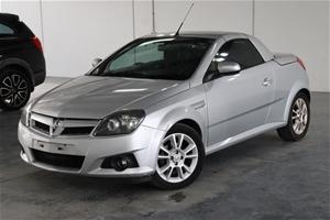 2005 Holden Tigra XC Manual Convertible