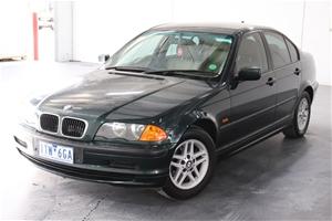 2001 BMW 3 18i E46 Automatic Sedan