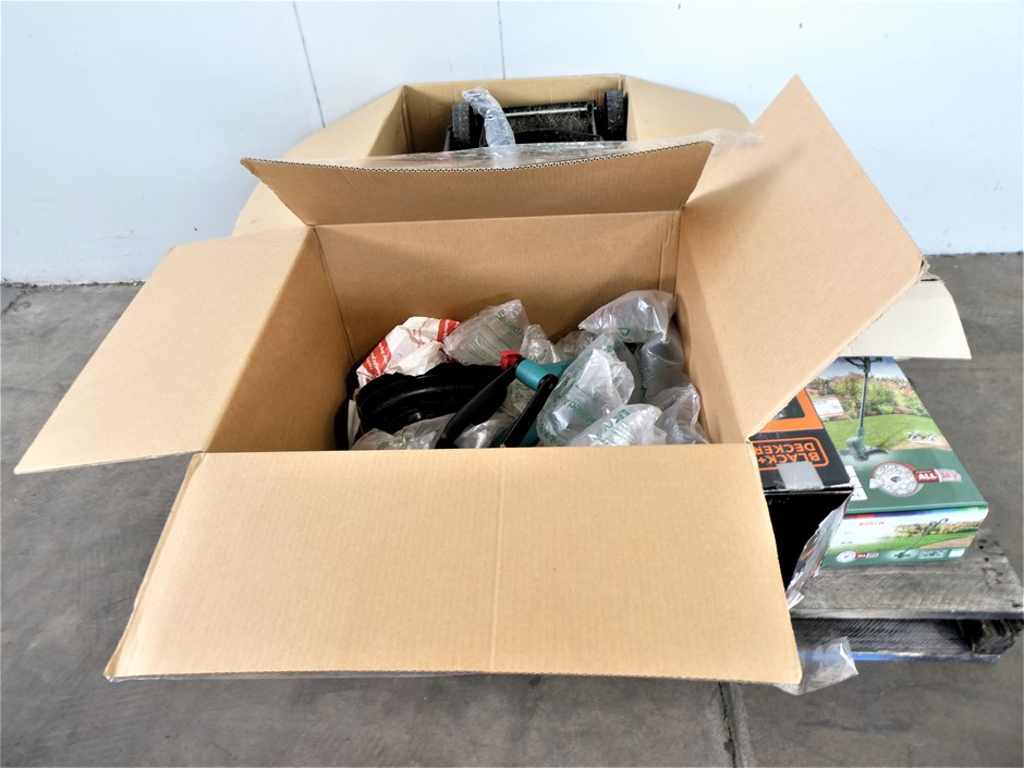Pallet Of Assorted Used & Untested Power Tools