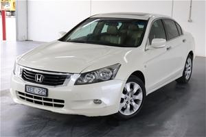 2009 Honda Accord VTi LUXURY 8TH GEN Aut