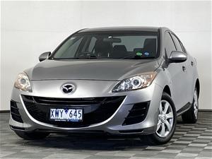 2010 Mazda 3 Neo BL Automatic Sedan