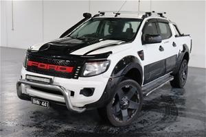 2014 Ford Ranger XL 4X4 PX Turbo Diesel