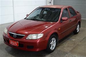 2001 Mazda 323 Protege BJ Automatic Seda
