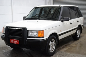Land Rover Range Rover S 4.0 litre Autom
