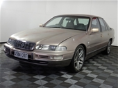 SA Classic Cars 1996 Holden Statesman V8 VS Automatic Sedan
