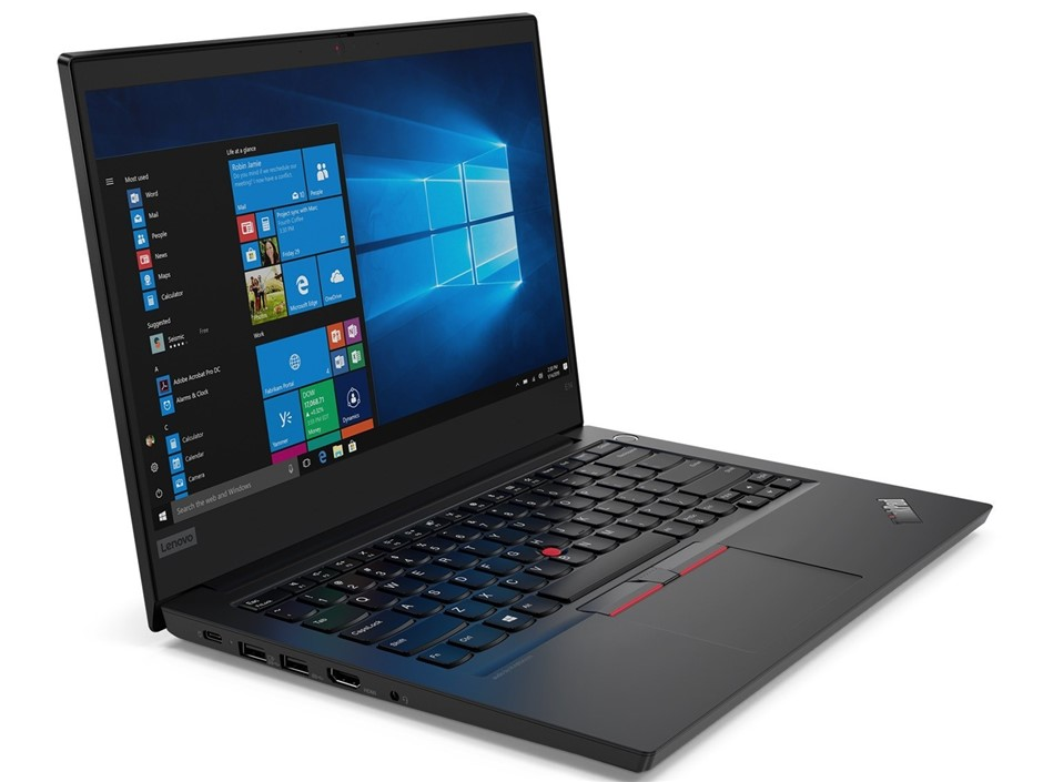 Lenovo ThinkPad E14 Gen2 14-inch Notebook, Black