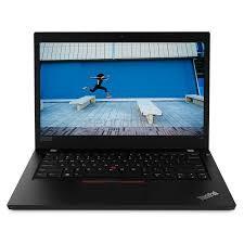 Lenovo ThinkPad L490 14-inch Notebook, Black