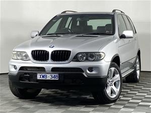 2005 BMW X5 3.0d E53 Turbo Diesel Automa