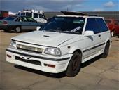 1988 Toyota Starlet turbo S EP71 (IMPORT) Auto Hatchback