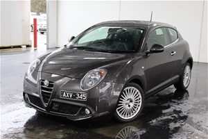 2014 Alfa Romeo MiTo Distinctive Series